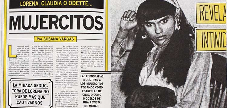 Mujercitos Un Libro Que Recopila Las Crónicas Rojas De La Revista
