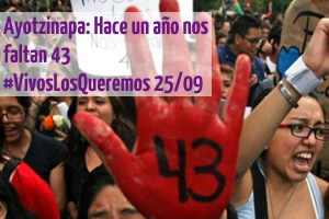 Especiales ayotzinapa