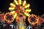"""HAB07. MAYABEQUE (CUBA) 02/01/11.- Una chica baila en la carroza Espina de Oro que participa, hoy domingo 02 de enero, en la fiesta conocida como """"las Charangas de Bejucal"""", una mezcla de carnaval, baile y espectáculo de magia que se considera como una de las tradiciones populares más antiguas de la isla. La gran atracción de la fiesta consiste en presenciar las """"sorpresas"""" que van revelando las carrozas de cada bando, ubicadas en extremos opuestos de la plaza, donde el público asiste a la transformación de un cajón rodante en un edificio de luces y color de casi 20 metros. EFE/Alejandro Ernesto   CUBA-TRADICIONES 476337.jpg"""