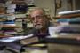 Jorge Aulicino cuyo libro de poemas Libro del enga–o y del desenga–o fue distinguido por el FNA. ESP    11_12_15       Hernan Zenteno