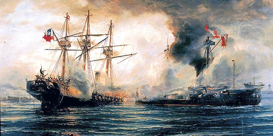 La Guerra del Pacífico repensada – NODAL Cultura