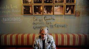 10/03/2017 Restaurante El Tenedor Argentino.Jorge Sagal. propiedad de Jorge Sagal, quien desde el 2013 abrío dicho restaurante. Foto de: Diana Méndez.