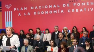 Lanzamiento Plan Nacional de Economía Creativa