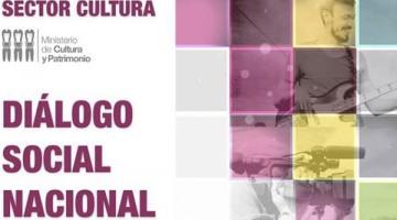 dialogo sector cultura