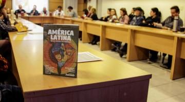 Libro América Latina - Foto: Milangela Galea