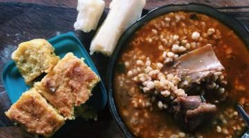 sopa paraguaya