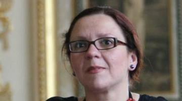 Enzia Verduchi, promotora cultural y ex titular de la Coordinación Nacional de Literatura del Instituto Nacional de Bellas Artes