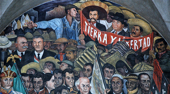 El Muralismo Mexicano Y La Revolucion Nodal Cultura