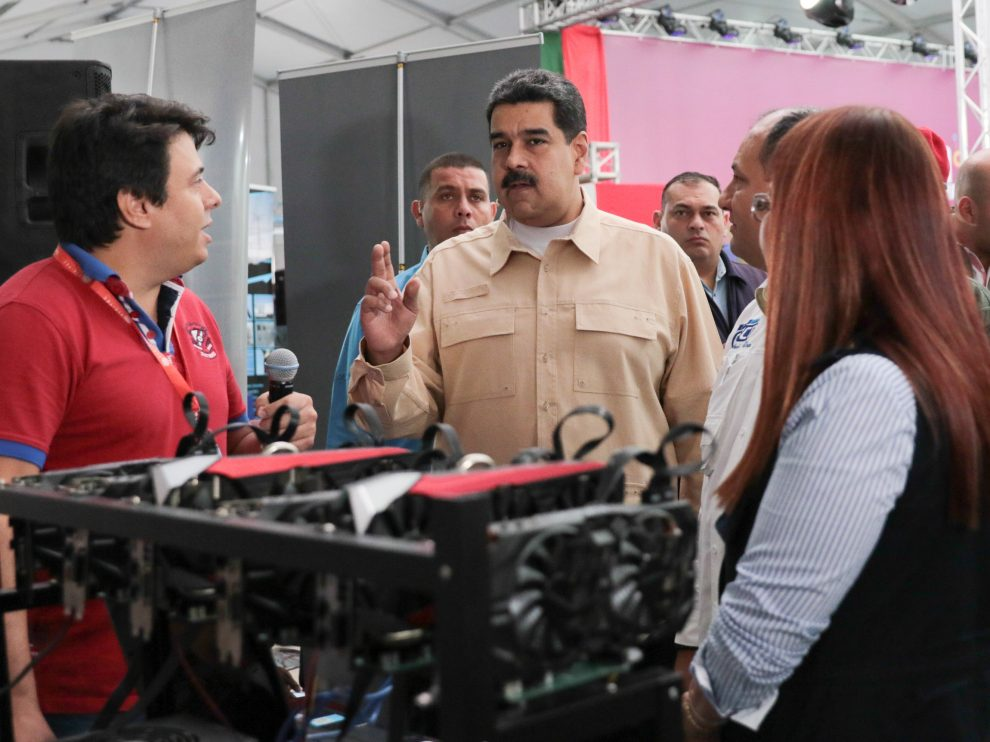 Maduro bienal
