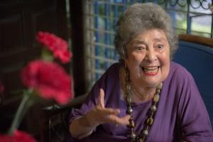 Claribel Alegría,poeta Nica -Salvadoreña
