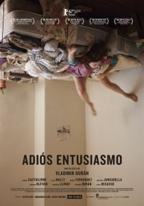 ADIOS ENTUSIASMO POSTER