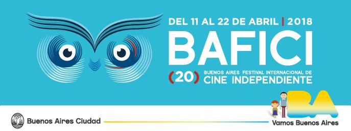 Logo 20 BAFICI