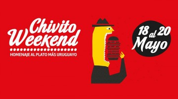 logo chivito weekend